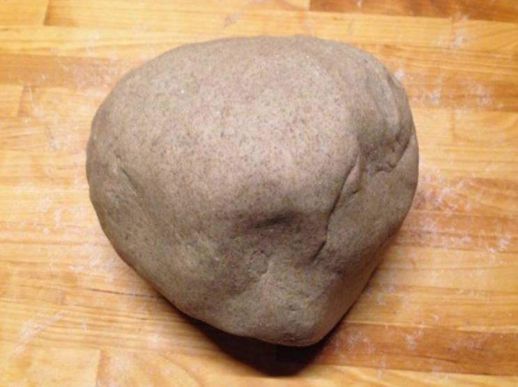 uválené těsto na chléb