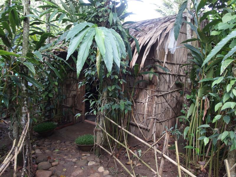 Bamboo hut - ubytování přes Airbnb