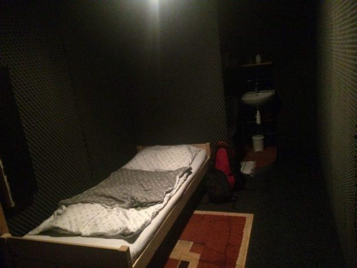 Pokoj, který se stal na 7 dní mým domovem